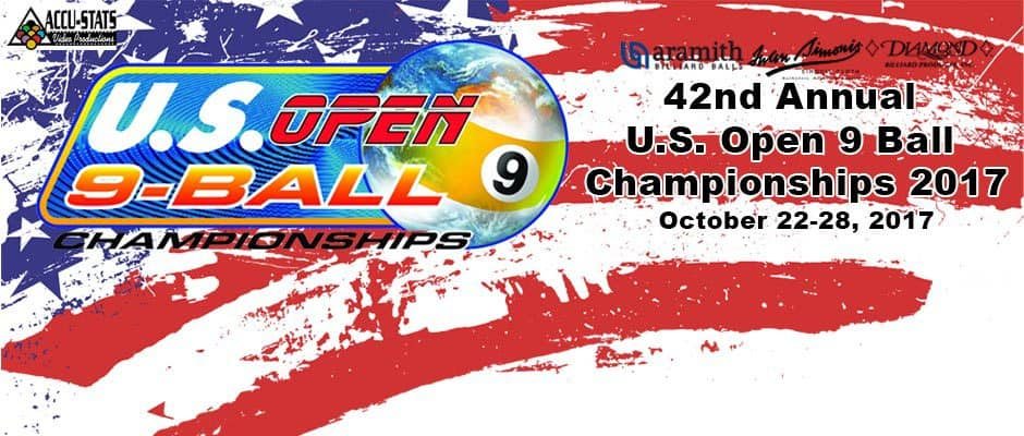 US Open 9 Ball Championships 2017